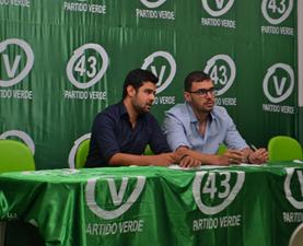 Encontro Regional da Juventude do PV em Roraima